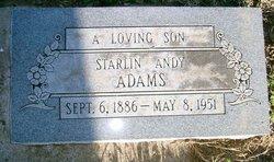 Starlin Andy Adams