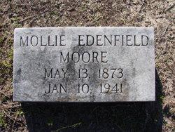 Mollie <i>Edenfield</i> Moore