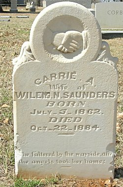 Carrie A. Saunders