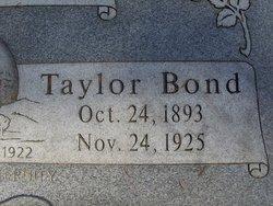 Taylor Bond