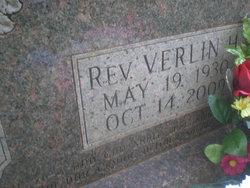 Rev Verlin Davis