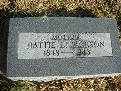 Hattie L. <i>Younger</i> Jackson
