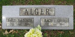 Early Van Buren Alger