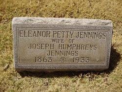 Eleanor Petty <i>Dunlap</i> Jennings