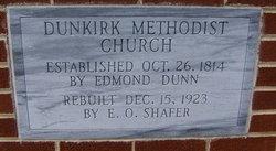 Dunkirk Methodist Church Cemetery