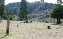 North Cemetery of Clear Creek