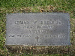 Lyman Woods Keele, Jr