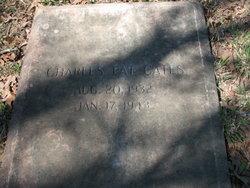 Charles Pat Cates