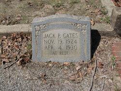 Jack P Cates