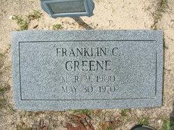 Frank Chalker Greene