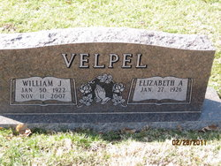 William J. Bill Velpel