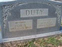 Elsie V. Duty