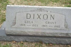 Grant Grant Dixon