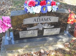 Cloice Adams