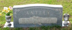 Ford Antley