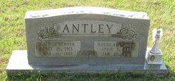 George Denver Antley