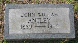 John William Antley