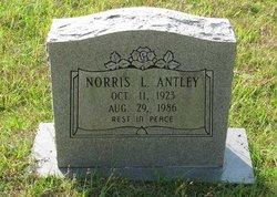 Norris <i>Lewis</i> Antley