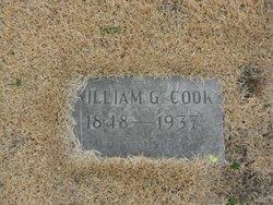 William G Cook