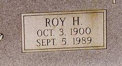 Roy Homer Bray