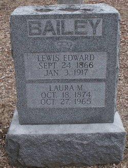 Laura M <i>Mitchell</i> Bailey