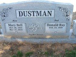 Mary Bell <i>Ripley</i> Dustman