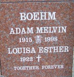 Adam Melvin Boehm