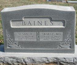 Susan Arena <i>Robins</i> Baines