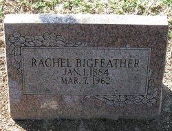 Rachel <i>Comingdeer</i> Bigfeather