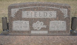 Nellie May <i>Gore</i> Fields