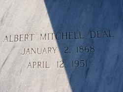Albert Mitchell Deal