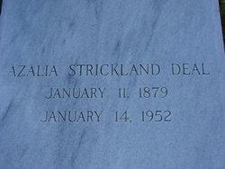 Azalia <i>Strickland</i> Deal