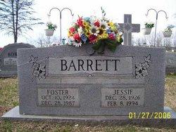 Jessie <i>Marshall</i> Barrett