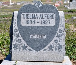 Ruby Thelma Alford