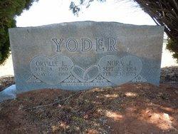 Nora J. Yoder