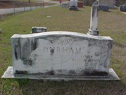 Wilson Henry Durham