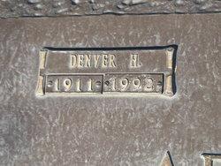 Denver Harrison Adams