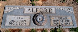 Zella <i>Anthony</i> Alford