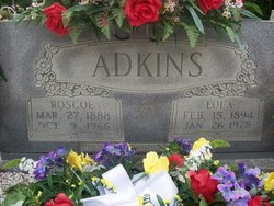 Roscoe Adkins