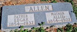 Margaret Alma Allie <i>Brandt</i> Allen