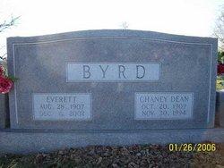 Chaney Gay <i>Dean</i> Byrd