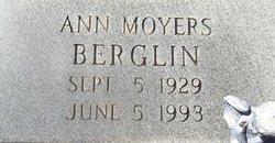 Ann <i>Moyers</i> Berglin
