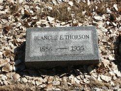 Blanche E Thorson