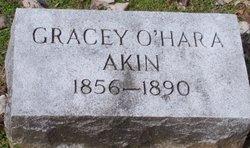 Gracey <i>O'Hara</i> Akin