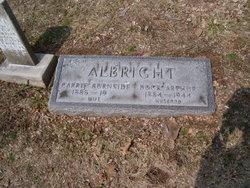 Carrie <i>Burnside</i> Albright