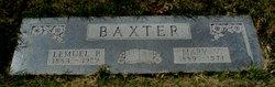 Lemuel P Baxter
