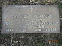 Mathew Adamski