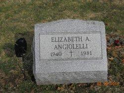 Elizabeth A Betty <i>Cavanagh</i> Angiolelli