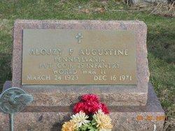 Alojzy F Buck Augustine