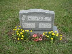 Gladys A Alexander